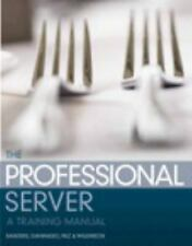 The Professional Server: A Training Manual (2nd Edition) Like New!