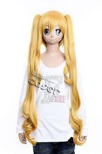 W-311 ROZEN MAIDEN SHINKU Cosplay Parrucca Wig ANIME MANGA calore fisso bionda 95cm