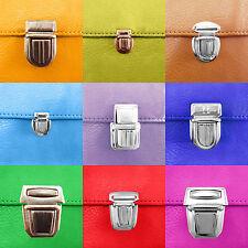 Tuck Bag Fasteners Closure Catch  Lock Clasp Leather Craft Metal