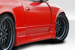 89-94 Fits Nissan 240SX K Power Duraflex Body Kit- Front Fenders!!! 114955