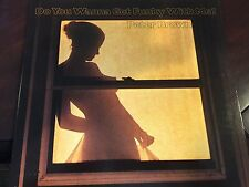 Peter Brown FANTASY LOVE AFFAIR Do You Wanna Get Funky With Me LP 1977 DRIVE104