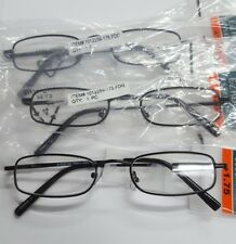 LOT OF 3 FOSTER GRANT MAGNIVISION Jacey READING GLASSES +1.75 NEW
