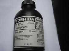 TOSHIBA CARTOUCHE D'ENCRE BOUTEILLE 650gr. pour ancien Photocopieuse Systeme