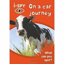 i-SPY On a car journey: What can you spot? (Collins Michelin i-SPY Guides) by...
