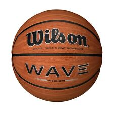 WILSON PHENOM BASKET BALL ADULT SIZE 7 TAN FREE UK TRACKED POSTAGE