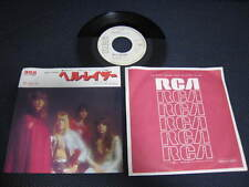 "Sweet Hell Raiser Japan Promo White Label Vinyl 7"" Single Glam Rock"