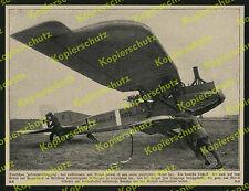 Luftwaffe FFA 8 Junkers J.I 802/17 Infanterieflugzeug Doppeldecker Pilot MG 1917