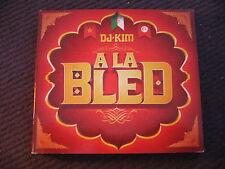 COFFRET DIGIPACK 3 CD DJ KIM - A LA BLED / excellent état
