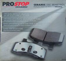 PROSTOP Ceramic Brake Pads PR768C Front VW Beetle
