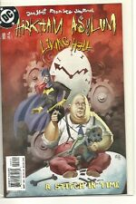 BATMAN ARKHAM ASYLUM LIVING HELL 3! NM!