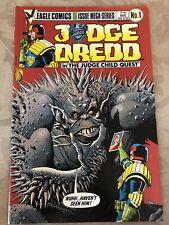 Judge Dredd The Judge Child Quest 1-5