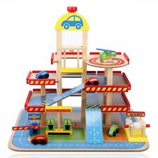 Wooden Toy Garage For Sale Ebay