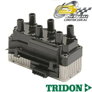 TRIDON IGNITION COIL FOR Volkswagen Golf III 03/94-12/98, V6, 2.8L AAA