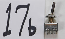 Transmitter Toggle Switch RC Futaba Spektrum JR 2 Position Short FLAT Bat # 17b
