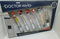 Doctor Who Sonic Screwdriver Collection Set of 6 - 10th,11th++ Character Options