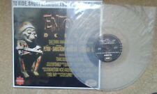 ENTOMBED - DCLXVI TO RIDE, SHOOT STRAIGHT AND SPEAK THE TRUTH Clear 2LP's