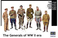 MasterBox MB35108 1/35 The Generals of WWII era