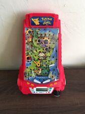 Pokemon Thundershock Pinball Challenge Game Tiger Electronics Inc.