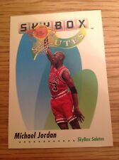 Michael Jordan 1991-2 Skybox NBA Basketball Trading Card
