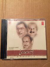 Legends Ghazals - Jagjit Singh Ghulam Ali Pankaj Udhas - T-Series CD Hindi Urdu