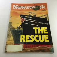Newsweek Magazine: May 26 1975 - The Rescue