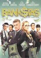Bank$tas Bankstas - Joe Dinicol Michael Seater Alan Thicke Laura Vandervoort DVD