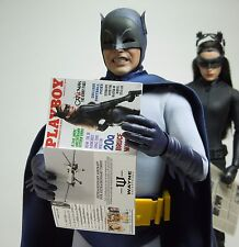 1/6 Scale Custom Playboy - Catwoman - full interior, Batman Bruce Wayne