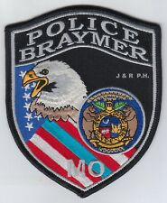 Clearance:  New York 5 Patch Set fire # 16 shoulder police patch