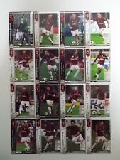 Panini WCCF 2017-18	AC Milan complete 16 cards set Donnarummma MONTOLIVO Cutrone