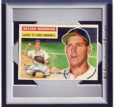 1956 Topps NELSON BURBRINK #27 NM **superb baseball card for your set** M99C