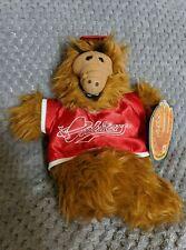 "1988 Alf Orbiters Puppet Plush Burger King 10"""