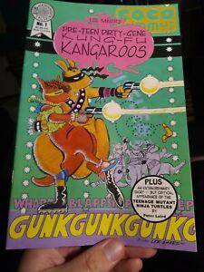 Pre-Teen Dirty-Gene Kung-Fu Kangaroos #1 (TMNT Parody)