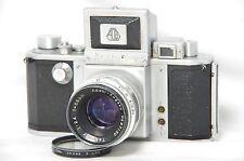 Pentax Asahiflex IIA 35mm SLR Film Camera SN59172 w/Takumar 58mm F/2.4 Lens