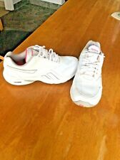 Reebok Womens Trainers  DMXMAX Leather Fitness Shoes UK 4 In Great Condition