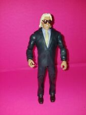 WWE Flashback Ric Flair JJ Dillon Series Basic Wal-Mart Mattel Figure