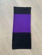 Versace Cashmere Strapless Dress Size 40