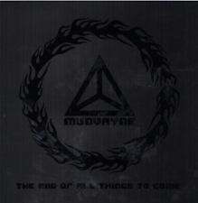 MUDVAYNE End Of All Things To Come double sided  promotional poster flat