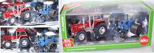 Siku Farmer 8516 Set: Schlüter & Lanz 1:32 modello speciale idea & gioco AUTODROM ®