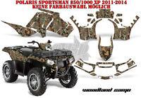 AMR RACING DEKOR KIT ATV POLARIS SPORTSMAN 850,1000 SP, XP WOODLAND - LAGERWARE
