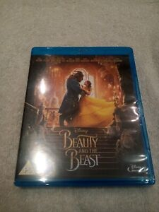Disney Beauty and The Beast (Blu-ray,2017)