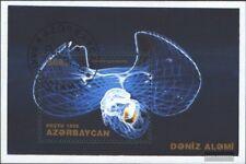 Aserbaidschan Block12 (kompl.Ausg.) gestempelt 1995 Meeresfauna