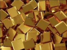 Gold Mirror Tiles 2 cm - Mosaic Art Craft Supplies