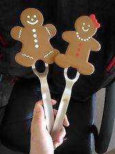 Tovolo Gingerbread Nylon Spatulart Flex Turner (boy and girl)