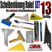 Folierung Rakel Set 13 Teilige Set für Optimale Scheiben Tönung - Auto Folien