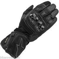 Alpinestars Tech Road GoreTex Black Motorcycle Winter Gloves S Cheapest