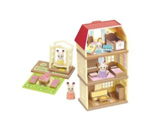 Sylvanian Families Mini Series 3 Stories High Stylish House 4 types