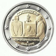 ITALIË I 2018 - 2 Euro - 70 jaar Grondwet (1948-2018) - UNC!