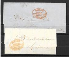 1851. SANLUCAR DE BARRAMEDA A CADIZ. COSARIOS