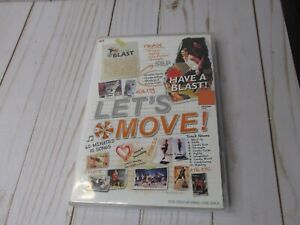 R Mossa BTS Group Blast Lets Move cd/dvd/notes January 14
