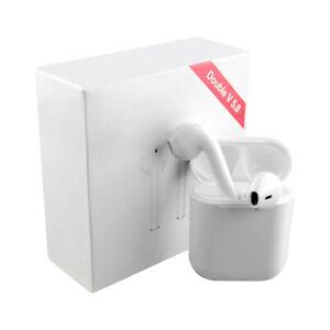 i14 TWS Wireless Bluetooth 5.0 Earphones Headphones Stereo Headset TWIN Earbuds